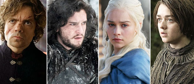 Test game of thrones lover