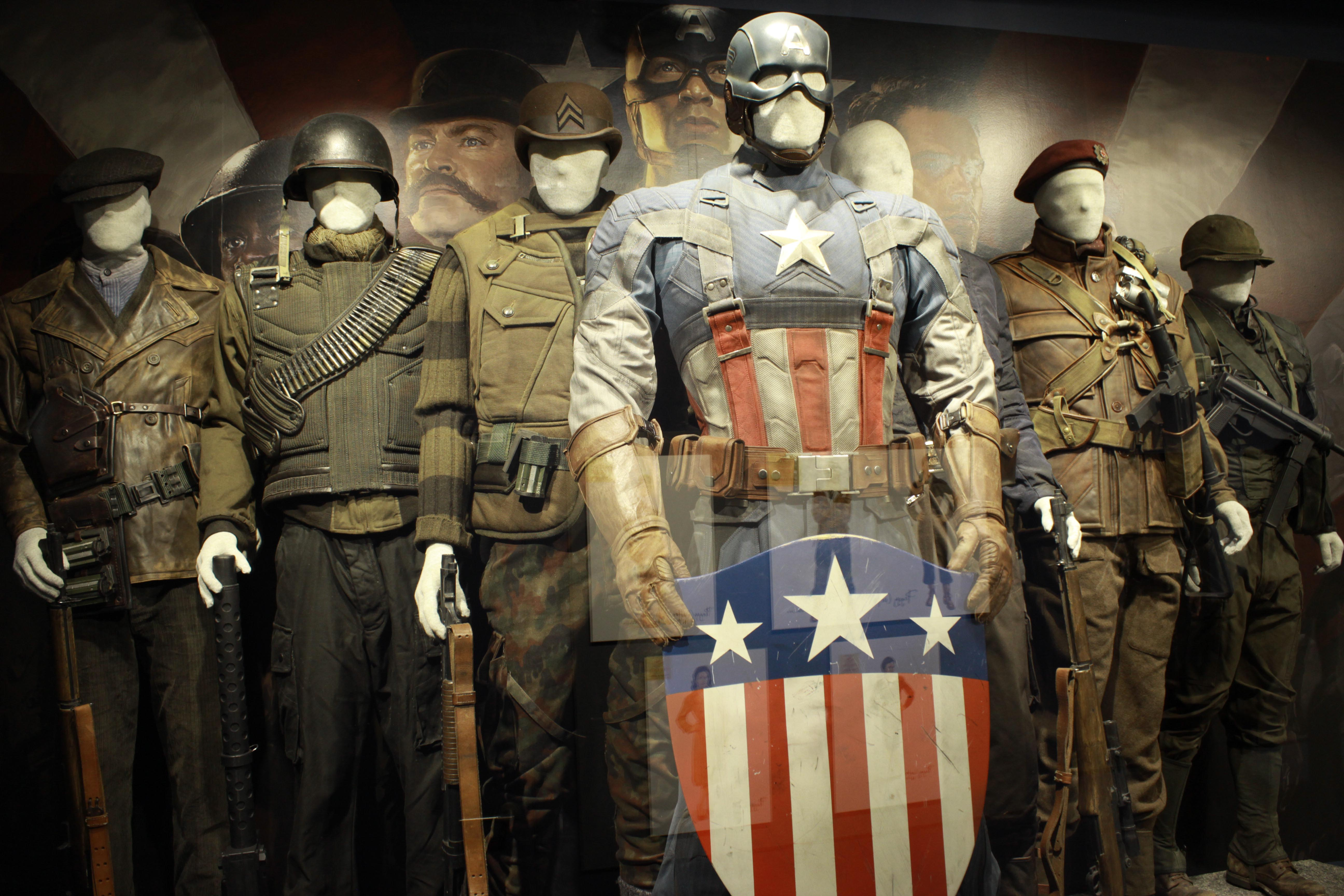 Captain america ww II