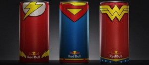 red bull flash wonder woman