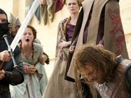 Les 5179 morts de Game Of Thrones en 3 minutes !