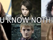 You Know Nothing : le site qui vous dit tout sur les héros de Game Of Thrones