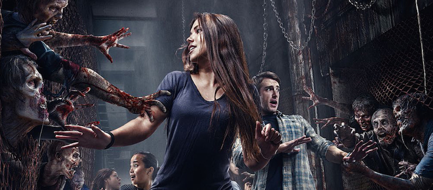 Un parc d'attractions The Walking Dead va ouvrir ses portes 1