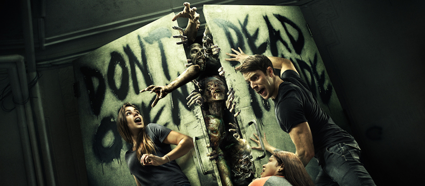 Un parc d'attractions The Walking Dead va ouvrir ses portes 2
