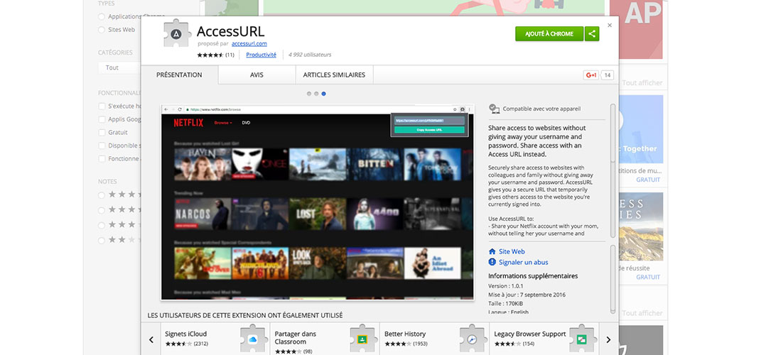 accessurl-extension-chrome-spotify-netflix-1