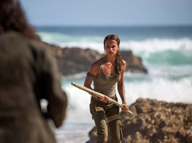 Tomb Raider le film