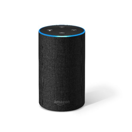 amazon echo et echo dot les enceintes connect es sont enfin disponibles en france. Black Bedroom Furniture Sets. Home Design Ideas
