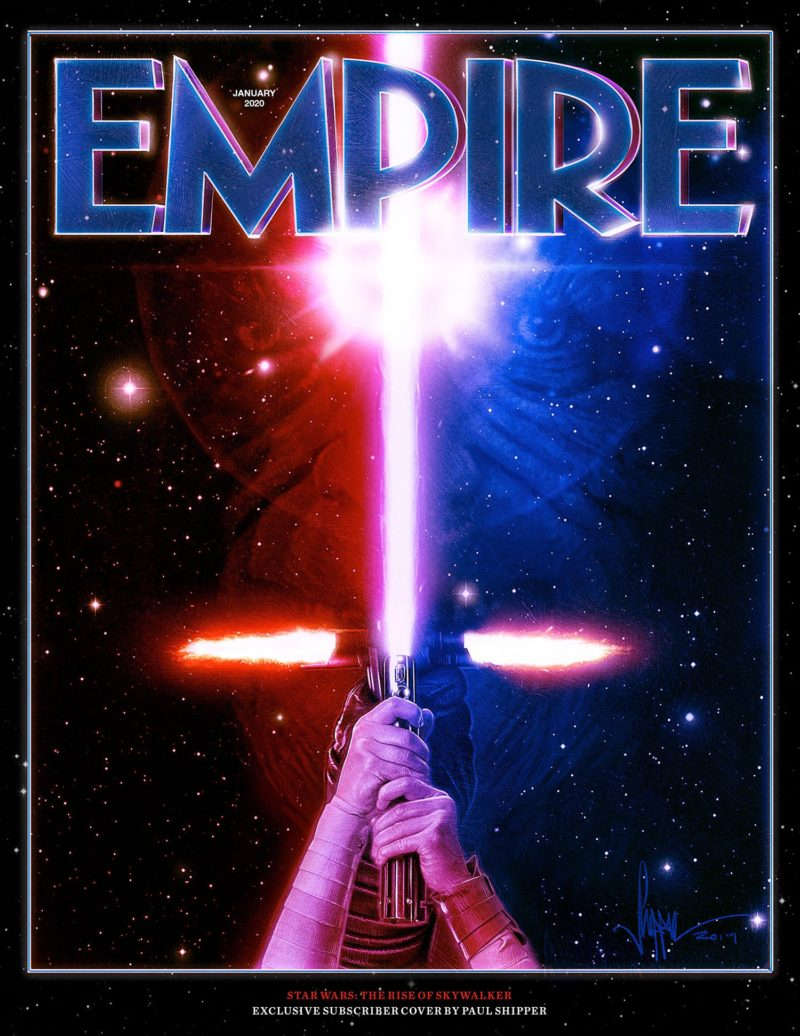 Empire Star Wars The Rise of Skywalker